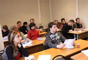 Занятия в школе ФинСтарт